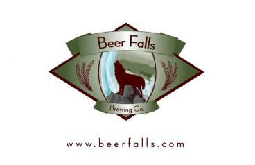 beer falls logo